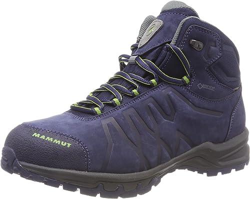 Mammut Wander-Schuh Mercury Tour High GTX, botas de Senderismo para Hombre