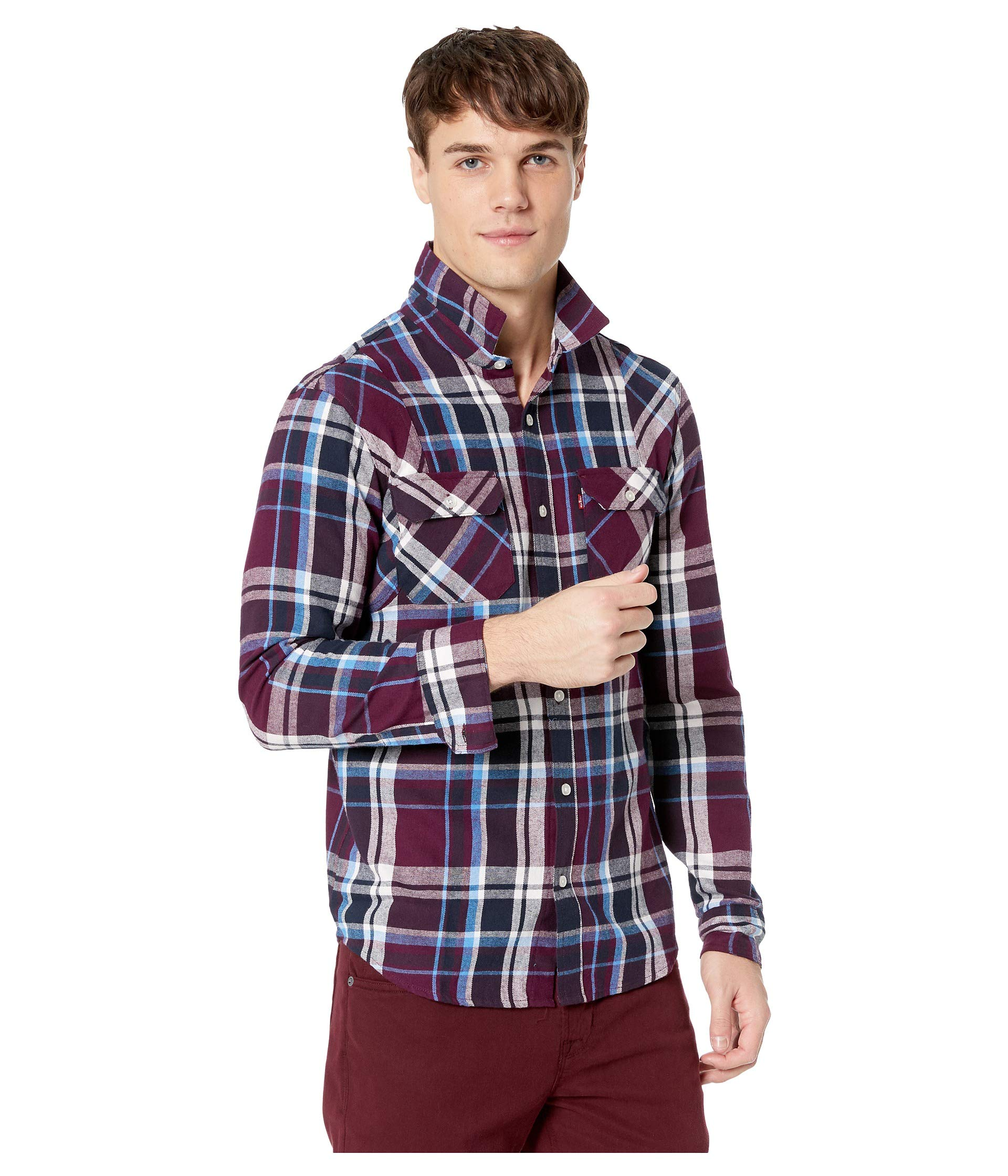 Fig Long Sleeve Levi's® Woven Torino f6xp7wUqZO