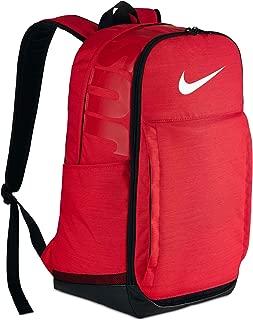 Nike Brasilia (Extra Large) Training Backpack University Red/Black/White Size X-Large
