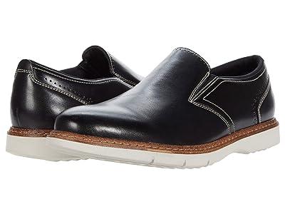 Stacy Adams Sideline Slip-On Loafer (Black) Men