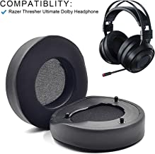 Defean Replacement Cooling-Gel Ear Pads Ear Cushion Headphone Earpads Compatible with Razer Thresher Ultimate Dolby Headph...