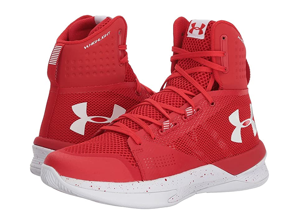 Under Armour UA Highlight Ace (Red/White/White) Women