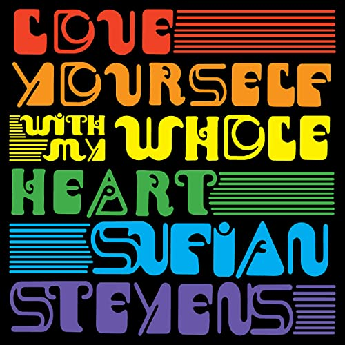 Buy Sufjan Stevens - Love Yourself / With My Whole Heart EP New or Used via Amazon