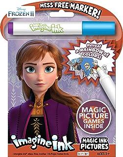 Magic Pen Colouring Book