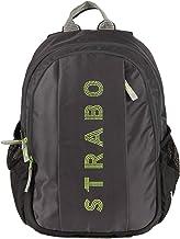 STRABO Oppa Small School College Travel Backpack 25 L (Oppa_Grey)