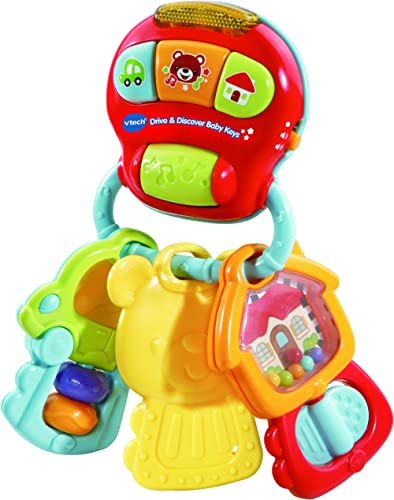 VTech Nursery 505103 Drive & Discover Baby Keys / Rattle