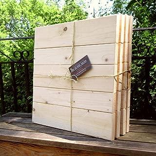 Rustic Pallet Wood Sign Blanks - Bulk Packs