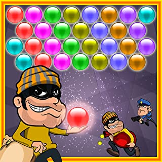 Bubble Shooter Mystery Thief