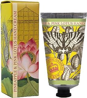 三和トレーディング English Soap Company イングリッシュソープカンパニー KEW GADEN Series キューガーデンシリーズ Luxury Hand Cream ラグジュアリーハンドクリーム Pineapple & P...