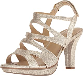 Naturalizer Women's Dianna Strappy Heeled Sandal