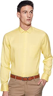 John Players Men's Slim fit Formal Shirt