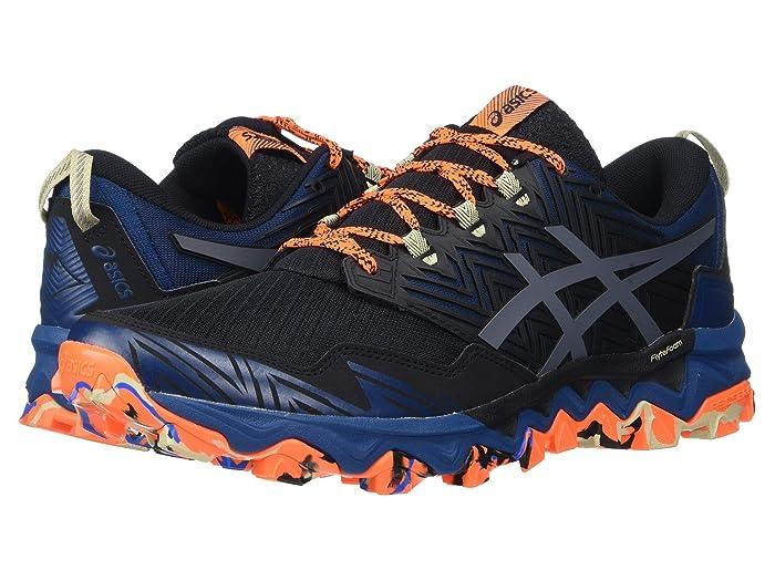 ASICS  GEL-Fujitrabuco 8 (Directoire Blue/Carrier Grey) Mens Running Shoes