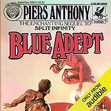 Blue Adept: Apprentice Adept Series, Book 2