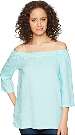 3/4 Off the Shoulder Top