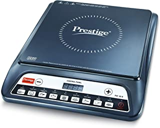 Prestige PIC 20 Induction Cooktop with Push button (Black)