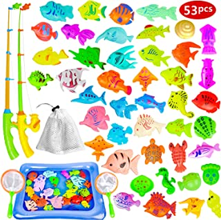 Best magnetic fishing toy Reviews