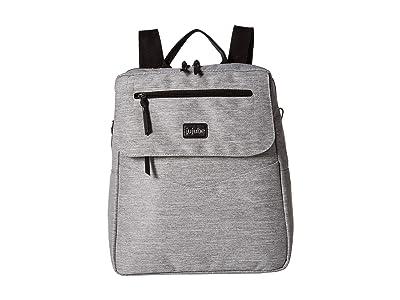 Ju-Ju-Be Core Convertible 4-in-1 Diaper Bag (Glacier Gray) Diaper Bags