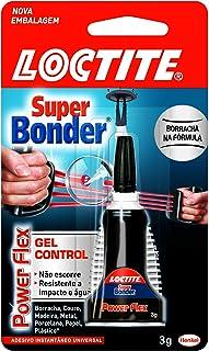 Loctite Super Bonder Power Flex Gel Control 3g unidade