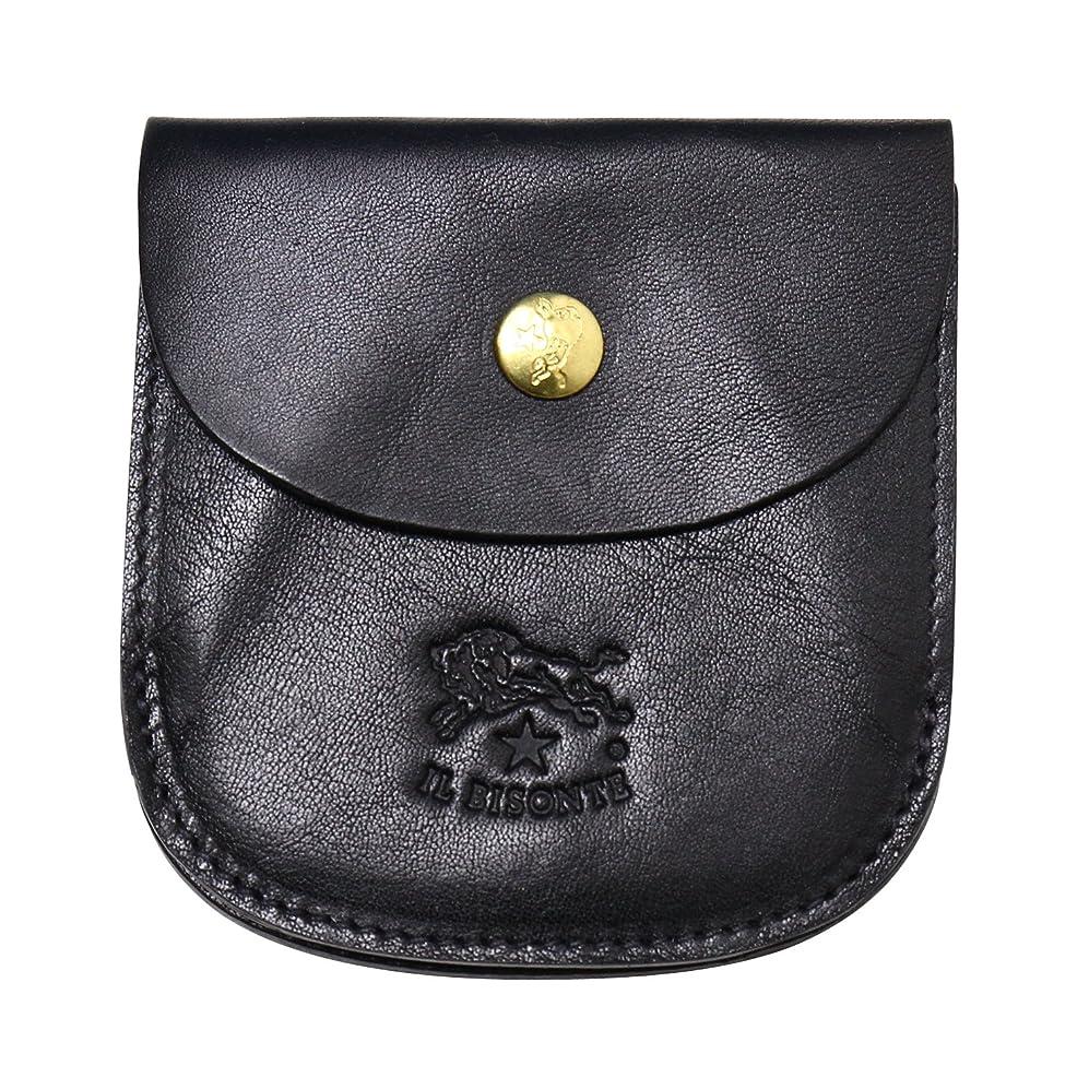 ステレオ空白ホイッスル[イルビゾンテ]IL BISONTE 馬蹄型二つ折り財布 C0405.P VACCHETTA//C0405 金具色:ゴールド [並行輸入品]