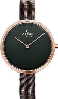 Obaku Dress Watch (Model: V227LXVNMN)