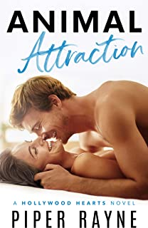 Animal Attraction (Hollywood Hearts Book 2)