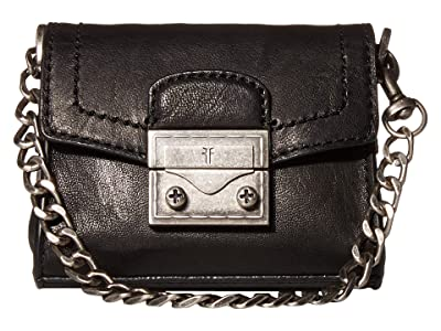 Frye Ella Belt Bag (Black) Bags