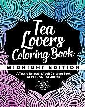 Best tea lovers coloring book Reviews