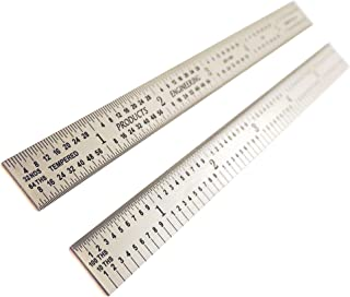 ruler with decimal measurements