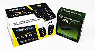 Car Remote Start With Bypass Mod Scytek A4 ALCA Databus Combo