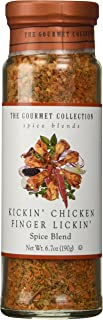 The Gourmet Collection Seasoning Blends Kickin' Chicken Finger Lickin' Spice Blend-Cooking Seasoning for Fried, Roasted, B...