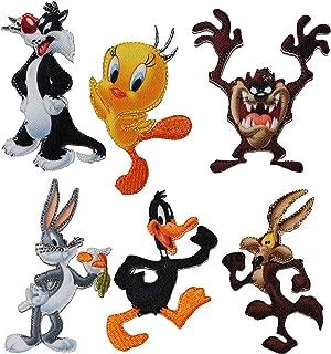 """17 tlg /"""" Tweety Looney Tunes /"""" Set Wandtattoo // Fensterbild // Sticker groß"""