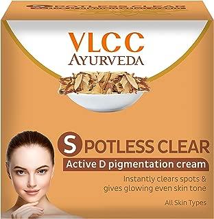 VLCC Ayurveda Potless Clear Active D Pigmentation Cream,50g