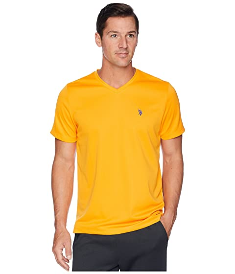 S V ASSN T Shirt POLO Performance U Neck PnzdBP