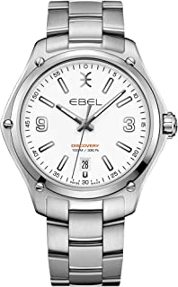 EBEL Gents 1216399 Discovery & Stainless Steel Swiss Quartz Watch