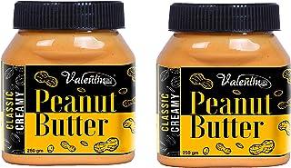 valentino Peanut Butter Combo Classic Creamy (250gm+250gm)