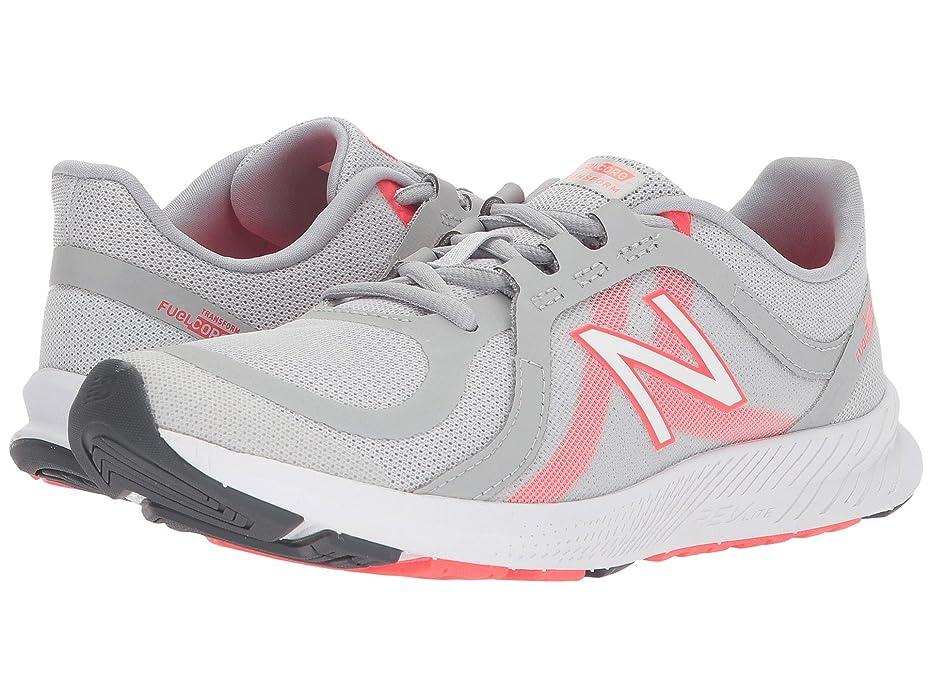 ナット平手打ちとんでもない(ニューバランス) New Balance レディーストレーニング?競技用シューズ?靴 WX77v2 Arctic Fox/Silver Mink 5 (22cm) D - Wide