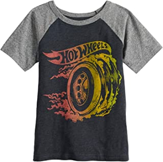 Jumping Beans Boys 4-12 Hot Wheels Graphic Tee 6