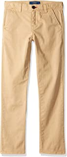Guess Big Boys' Chino Fit Twill Pant