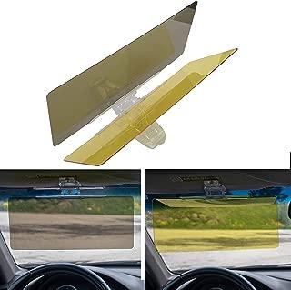 5 STAR SUPER DEALS Car Sun Visor Extension, Car Anti Glare Driving HD Visor, Universal Day and Night Vision Anti-Glare Windshield Extender