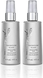 Kenra Platinum Thickening Glaze, 4-Ounce (2-Pack)