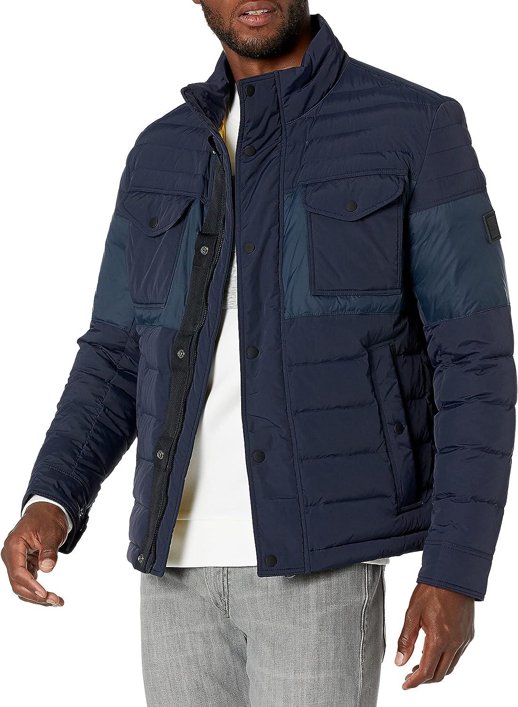 BOSS Men's Down Puffer Jacket