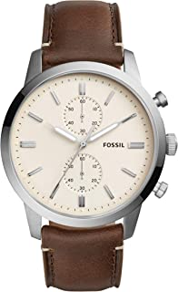 Fossil Men's 44mm Townsman - FS5350