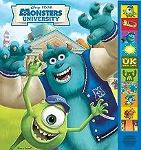 Disney Pixar: Monsters University: Play-a-Sound Book