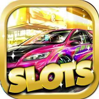 Vegas Slots Online : Cars Diamante Edition - Action Spins With Big Reward Jackpots