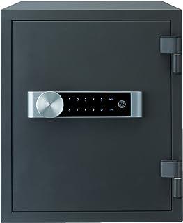 comprar comparacion Yale YFM-420-FG2 YFM/420/FG2 Caja Fuerte Ignifuga, Negro, Grande 420 x 352 x 433 mm