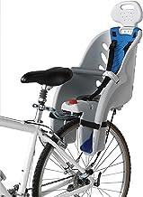 صندلی چرخدار دوچرخه Schwinn Deluxe / صندلی دوچرخه ، دارای قابلیت مهاربندی 3 نقطه ای ، صندلی قابل تنظیم و کراس بورد بالایی ، به راحتی بر روی چرخ عقب دوچرخه ، برای کودکان ، کودکان نوپا و کودکان سوار می شود.
