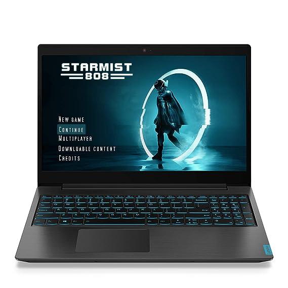 "Lenovo Ideapad L340 Gaming Intel Core i5 9th Gen 15.6"" (39.62cms) FHD Gaming Laptop (8GB/1TB/Windows 10/3GB GTX 1050 Graphics/Black/2.2Kg), 81LK017UIN"