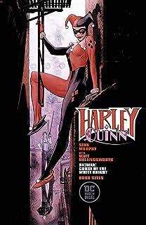 BATMAN CURSE OF THE WHITE KNIGHT #7 SEAN MURPHY HARLEY QUINN VARIANT