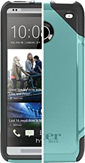 OtterBox 77-26427 Commuter Series Hybrid Case for HTC One - 1 Pack - Carrier Packaging - Steel Blue