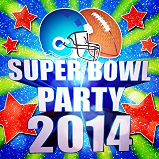 Super Bowl Party 2014